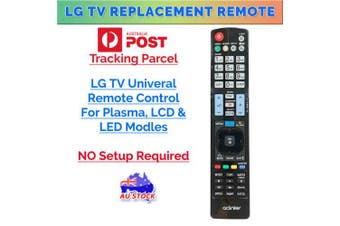 2020 New LG Replacement Remote Control For LCD, LED, Plasma, Smart 3D TV