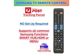 2020 New Samsung Replacement Remote Control For LCD, LED, Plasma, Smart 3D TV