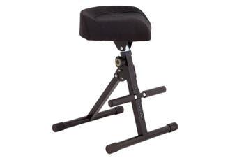 DL Portable Musician Performer Stool Guitar Chair Drum Keyboard Throne