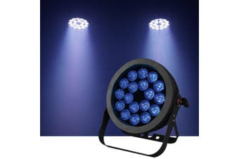 CR Lite Magik Par Can Hex 18 Silent LED Wash 18x RGBWA-UV 12W Each LED