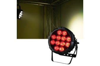 CR Lite Magik Par Can Hex 12 Silent LED Wash 12x RGBWA-UV 12W Each LED
