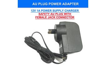 AC240V to DC 12V 1A Power Supply Adapter Charger Converter AU Plug 5.5mm * 2.5mm