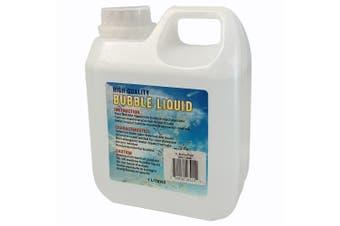 E-lektron 1 Litre HEAVY DUTY MIST Bubble Machine Juice Liquid Fluid Solution