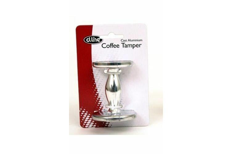 Aluminium Coffee Tamper Espresso Coffee Cast Dual 50mm & 55mm