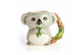 Koala Australian Animal Coffee Mug Tea Cup Novelty Gift Ceramic Porcelain