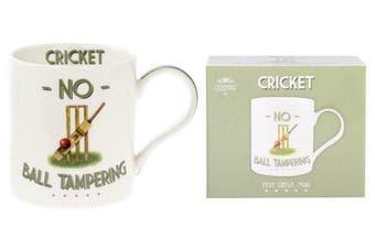 Coffee Mug Tea Cup Novelty Cup Gift Cricket funny humour 350ml
