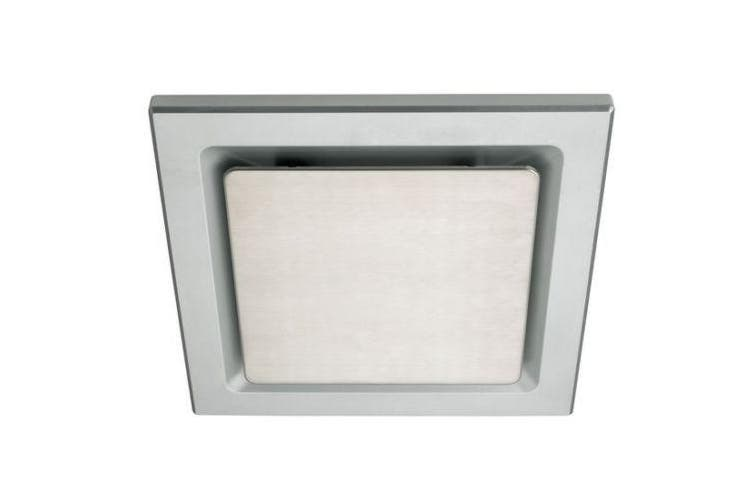 Heller 200mm Silver Ducted Exhaust Fan Laundry Bathroom Ventilation Ceiling