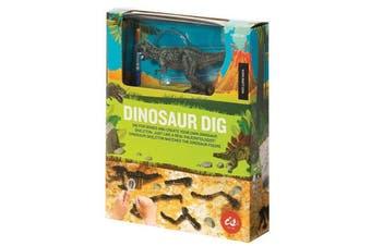 Dinosaur Fossil Kits - Dig Out Excavation Dinosaurs Figure Toys - TYRANNOSAURUS REX