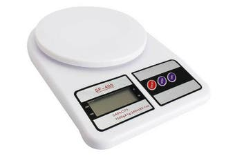Digital Kitchen Scales Electronic Food Scale LCD Weight 7kg/1g