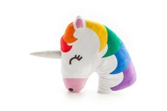 Rainbow Unicorn Soft Plush Cushion Kids Bedroom Decorative Pillows