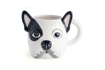 French Bulldog 3D Mug Coffe/Latte Ceramic Mug Dog Lovers Funny Drink