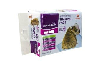 100 x Pet Dog Puppy Indoor Cat Toilet Training Pads Absorbent 60 x 60cm