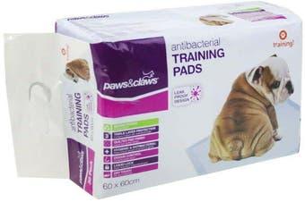 90 x Pet Dog Puppy Indoor Cat Toilet Training Pads Absorbent 60 x 60cm