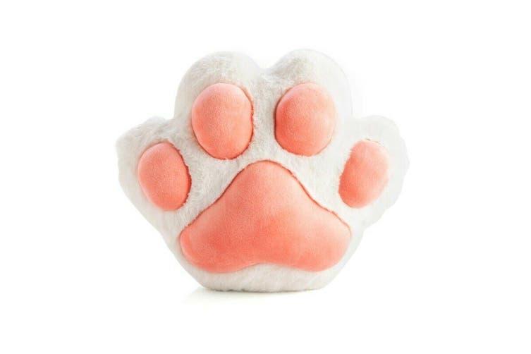 Pets Cat Dog Paw Plush Cushion Stuffed Pillow Decor Decorative Toy Furever