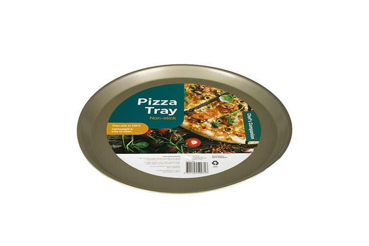 Round Large Pizza Tray Non-Stick 328mm