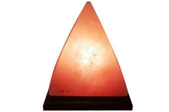 Pyramid Himalayan Crystal Salt With Lamp Natural Night Light Rock Energy 3kg
