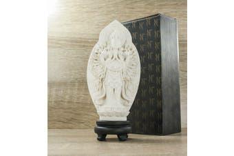 Buddha Avalokiteshvara 1000 Armed Quan Yin Goddess of Mercy Compassion Statue