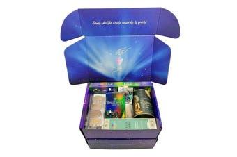 Reiki Clearing & Cleansing Hamper Gift Set Box Incense Aromatherapy Salt