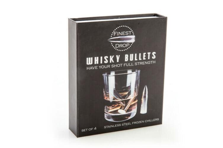 4 Pieces 300ml Tumbler Glass Decanter 1 Liter Bullets Scotch Whiskey Whisky