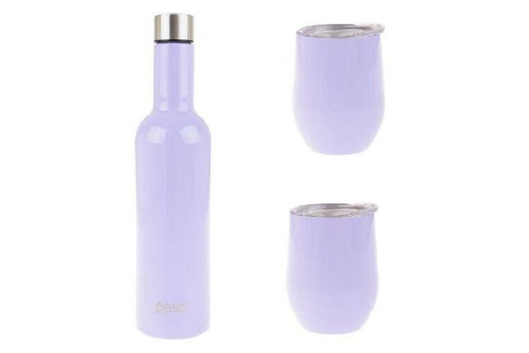 Oasis Wine Traveler -Lilac