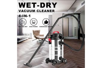 Advwin 4 in 1 wet and dry vacuum cleaner With high-energy filter system