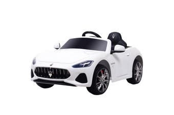 Advwin 12V Kids Ride On Car Electric Toy Cars Licensed Maserati Remote Control Battery
