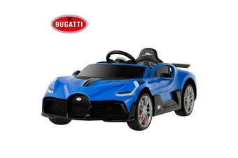Advwin 12V Electric Kids Ride On Car Bugatti Divo Toy Cars Remote Control Motors