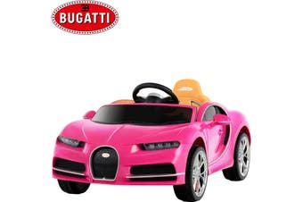 Advwin 12V Kids Ride On Car Bugatti Chiron Electric Toy Cars RC Motors Battery