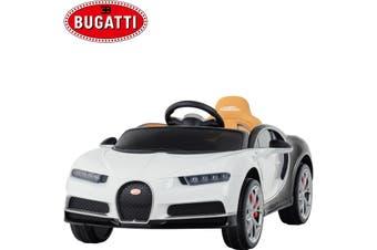 Advwin Bugatti Chiron 12V Kids Ride On Car Electric Toy Cars Remote Control Motor