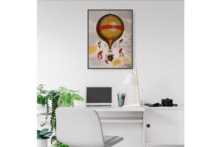 H Chambre Balloon Advert Wall Art