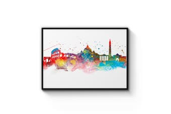Rome Painting Wall Art