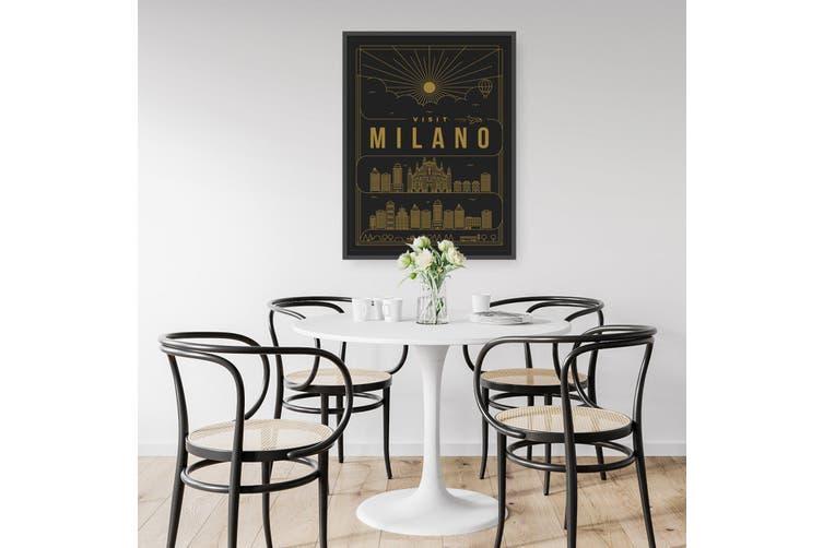 Minimal Milan Wall Art