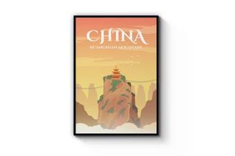 Retro China Wall Art