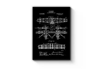 Airplane Patent Wall Art