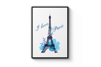 Eiffel Tower, Paris Wall Art