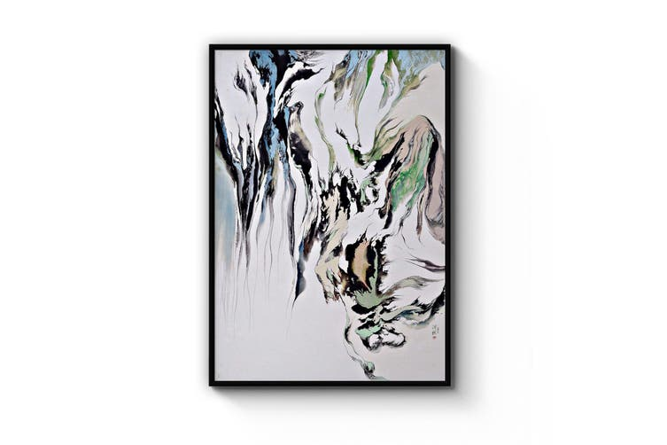 Abstract Painting Wall Art