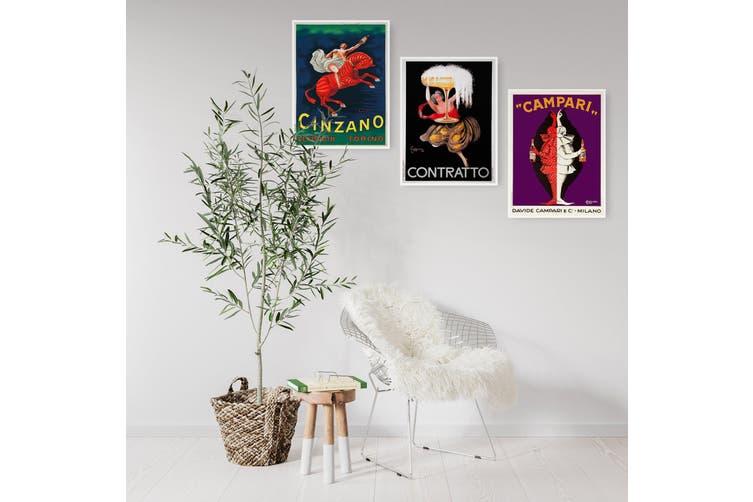 Set of Italian Restaurant Wall Art