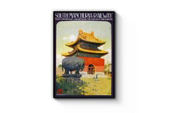 South Manchuria Wall Art