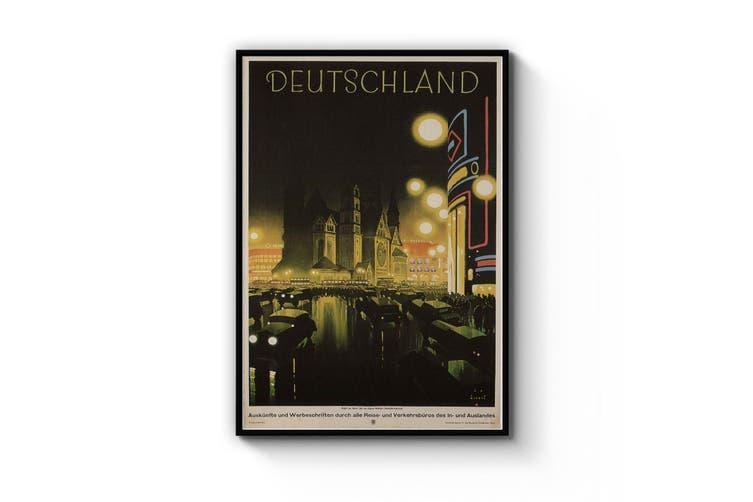 Deutschland Vintage Wall Art