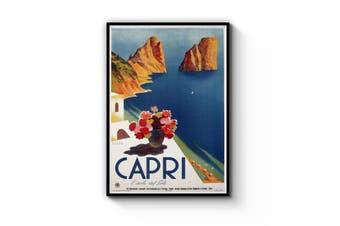 Capri, Italy Wall Art