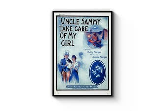 Uncle Sammy Wall Art