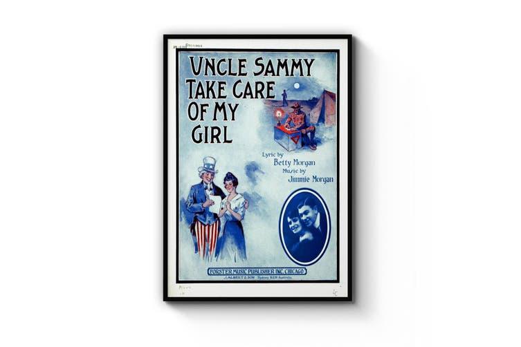Uncle Sammy Wall Art