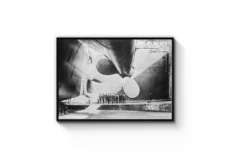 Titanic Photograph Wall Art