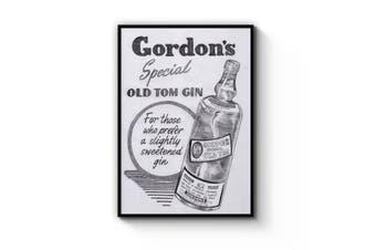 Gordons Gin Wall Art