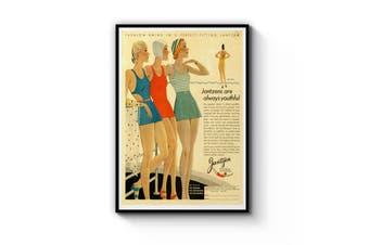 Fashion Vintage Wall Art
