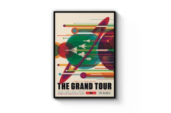 The Grand Tour (Space) Wall Art