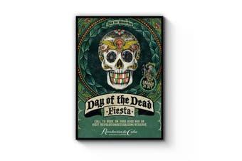 Mexican Skull Wall Art
