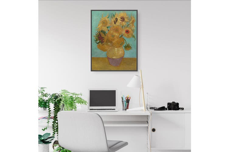 Sunflowers by Vincent Van Gogh Wall Art