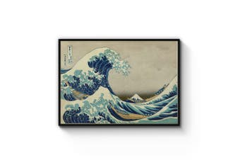 Great Wave Off Kanagawa Wall Art