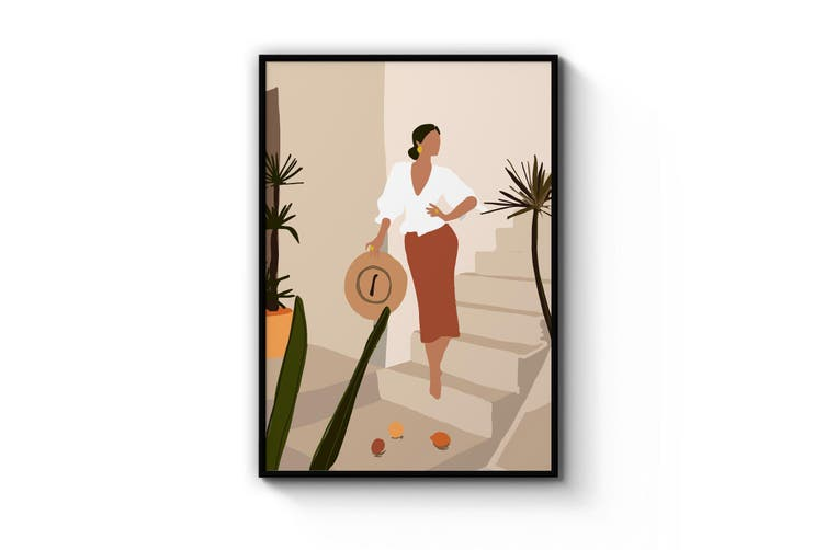 Fashion Retro Wall Art